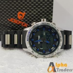 JOEFOX 1718-2  Sports Watch Analog Digital Model