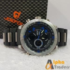 JOEFOX 1702-3 Sports Watch Analog Digital Model