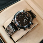 Emporio Armani AR-1840 Chain Chronograph Watch With Date