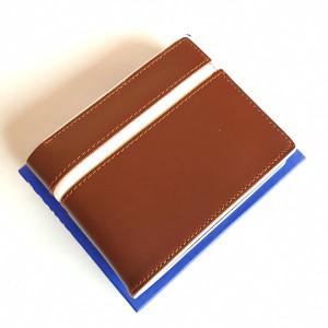 Original WL162 Export Quality Leather Wallet Multi Color