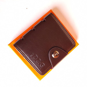 Dolce and Gabbana Brown Color Wallet With Box