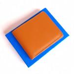 Original WL164 Mustard Leather Wallet