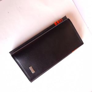 Balisi Long Wallet Black Color